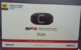 Sena SF2 Intercom